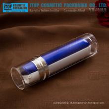 YB-W40 40ml (20ml x) redonda projeto especial ampla aplicação útil loção bomba dupla garrafa