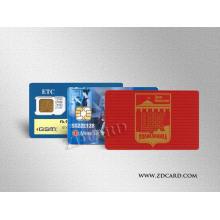 CPU Card Smart Card Contact Card
