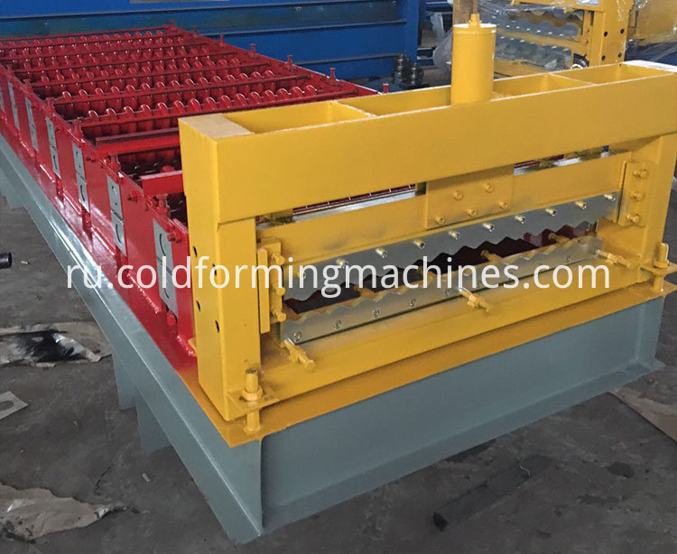 Corrugated Roof Roll Forming Machine 18