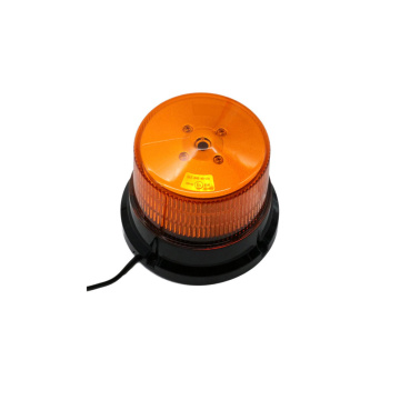 Cahaya Magnetik Amber Strobe LED Light Amaran Beacon