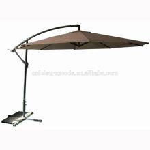 Открытый патио металла консольные сад зонтик