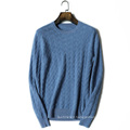 Men casual O neck cashmere sweater new design knitting pattern pullover sweaters soft warm winter sweater for men