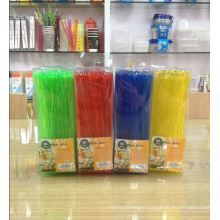 Plasic Stirrer, Coffee Wine Cocktail Round Shaped Head Stirrer for Party Coffee Drinking