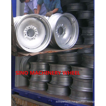 Steel Wheel W15X28 for Tractor