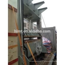 Machine de pressage hydraulique à cadre de haute qualité / machine de pressage horizontale avec CE