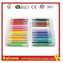 Twistable Crayon für zurück zu Schule Schreibwaren
