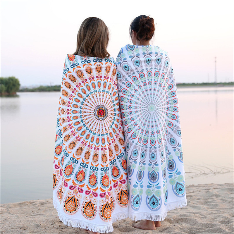 Beach Towel Embroidery