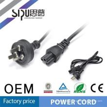 SIPU ac Australia standard power cord cable110v, 220v power cords for laptops AU plug power supply cord