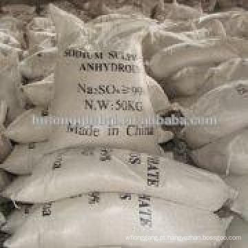 Sulfato de sódio anidro SSA 99% Na2SO4