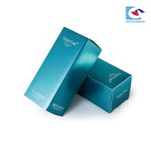 Sencai promotes cheap and smooth surface folding cosmetic carton.