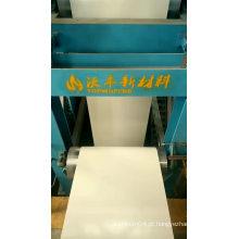 Bobina de alumínio revestido de cor branca para calha