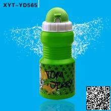 510ml quente garrafa de esportes personalizados, garrafa de água plástica de esportes