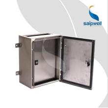 Le projet d'usine de Chine de Saipwell enferme des clôtures inoxydables électriques en métal IP66