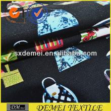 Текстильная тропических печати хлопок ткань Китай