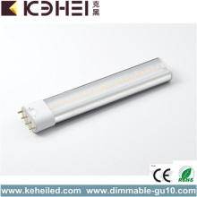 7W 2G11 LED Tube Light com Samsung 5630