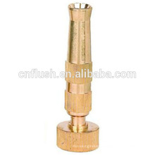 Brass Adjustable Nozzle 3 inch ,3.5 inch or 4 inch adjustable spray
