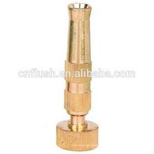 Brass Adjustable Nozzle 3 inch ,3.5 inch or 4 inch adjustable spray