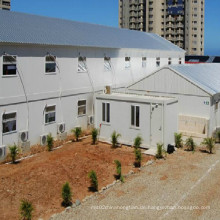 Containerized Modular Building for Temporary Office and Camp