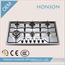 Кухонная техника встроенная чугунная плита газа cooktop газа