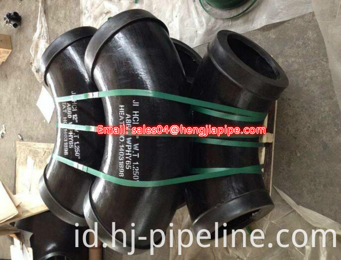WPHY65 pipe elbow