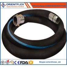 Tuyau de tuyau d'aspiration et de décharge d'eau de renfort de fibre 300FT