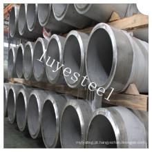 Tubulação de aço inoxidável duplex 2205 / tubo En 1.4462