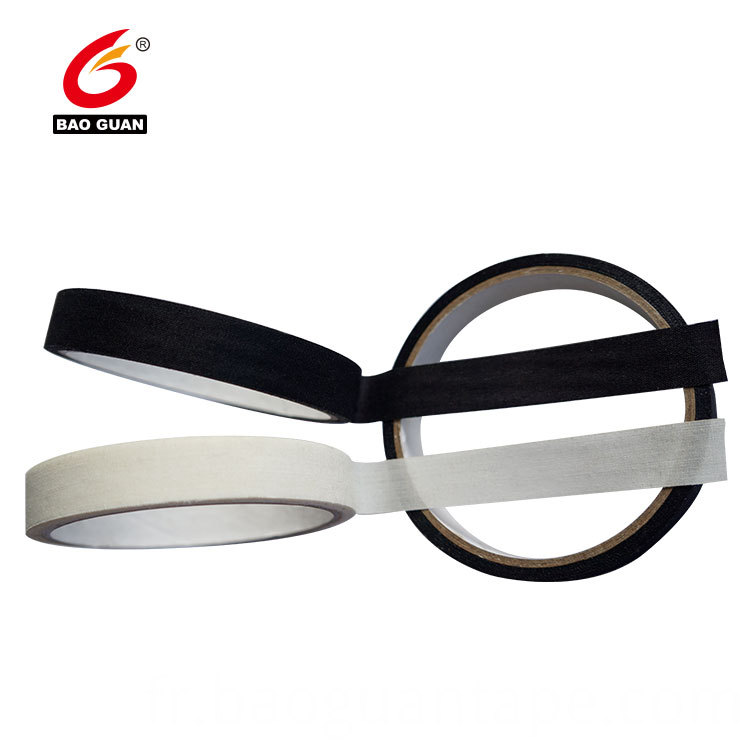 Single Side Cotton Reinforcement Tape For Shoe 2