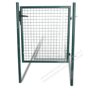 1000 x 800 mm Garden Wire Mesh Gate
