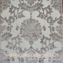 Jacquard Vorhang Stoff für Haus mit Polyester
