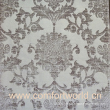 Jacquard Curtain Fabric for Home with Polyester