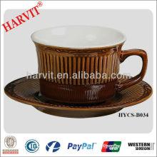 2013 Novel Round Espresso Cup and Saucer