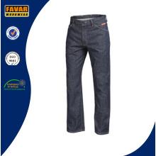Schwer entflammbar Classic Fit Herren Denim Jeans
