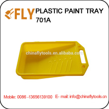Yellow Plastic paint tray