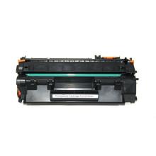 Cartucho de tóner HP Q7553a de color negro de venta caliente