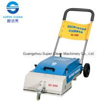 1180W limpador de escada rolante com cabo