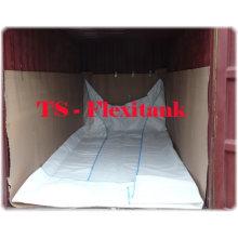 Ts flexitank for bulk edible oil in 20 feet container