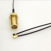 SMA для выставки ipex MH4 кабель RF 100 мм длиной