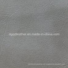 Diseño irregular de moda para cuero de sofá (QDL-53222)