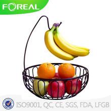 Проволока бронзовая покрытием корзина с фруктами