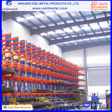Nanjing China Manufacturer Steel Q235 ISO9001/CE Certified Cantilever Rack