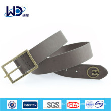 Basic Style Single Pin Gürtelschnallen Herren Wide Gürtel