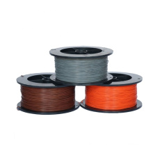 Silicone rubber coated high temperature silicone lead wire 300V