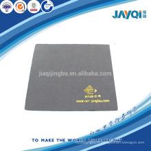 Chiffon d'essuyage à microfibre galsses de haute qualité