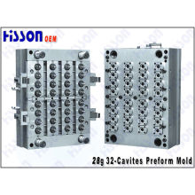 32 Cavity 28g Pco PET Preform Injection Mold