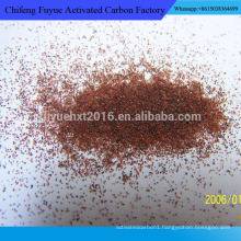 Professional Used For Water Jet Cutting Machine 120mesh Garnet Sand