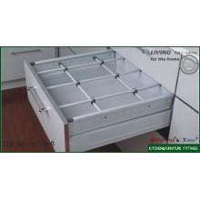 kitchen cabinet conceal drawer slide H510-B