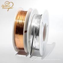 Cravate décorative de cadeau d'usage industriel et de matériel en métal de cadeau
