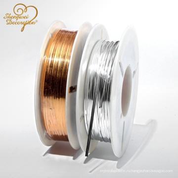 Подарок промышленного использования, металлические материалы декоративные скруток