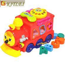 Neue Design DIY Kunststoff Puzzle 4D Spielzeug Hohe Qualität Intelligente DIY Auto Spielzeug