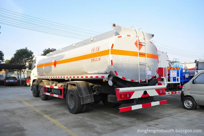 Fuel Tanker Truck 37